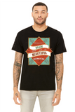 Difficult Roads - Printed T-Shirt  for Men