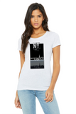 New York City - Printed T-Shirt for Women