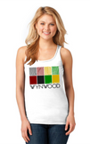 Wynwood - Printed Tank Top for Women