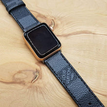 Load image into Gallery viewer, Handmade Louis Vuitton, Apple watch band Series 6-5-4-3-2-1