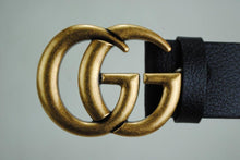 Load image into Gallery viewer, Gucci GG Handmade Leather Belt