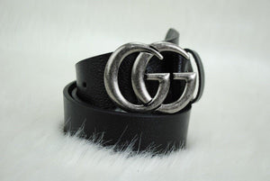 Gucci GG Handmade Leather Belt