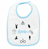 Always bib - Harry Potter inspired baby bibs