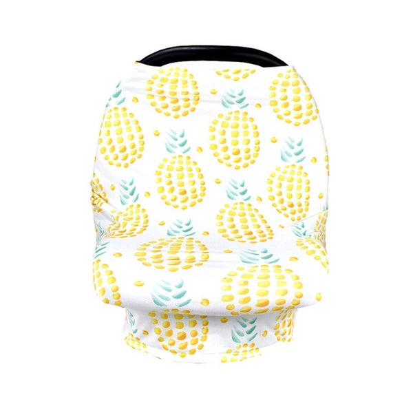Baby Cart Shielding Newborn Breastfeeding Clothing Nursing Covers Baby Cart Blanket Windproof Outdoor Hold Towel