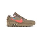 NIKE x OFF-WHITE AIR MAX 90 DESERT ORE