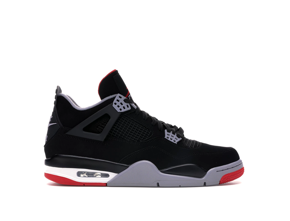 NIKE AIR JORDAN 4 RETRO BRED (2019)