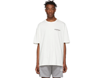 FOG ESSENTIALS LOGO TEE WHITE