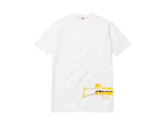 SUPREME AUTOMATIC TEE WHITE