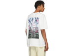 FOG ESSENTIALS SHANIQWA JARVIS PHOTO SERIES TEE WHITE