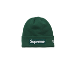 SUPREME NEW ERA BOX LOGO BEANIE (FW18) GREEN