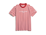 GUESS x ASAP STRIPE TEE RED