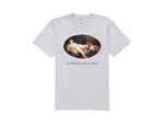 SUPREME LEDA AND THE SWAN TEE GREY