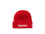 SUPREME NEW ERA BOX LOGO BEANIE (FW18) RED