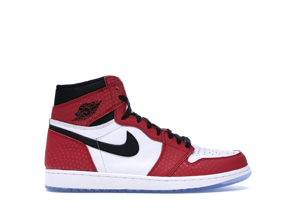 NIKE AIR JORDAN 1 HIGH SPIDER-MAN ORIGIN STORY
