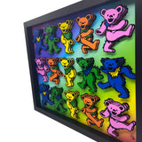 Dancing Bears 3D Art