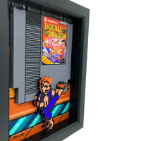 Double Dragon 3D Art