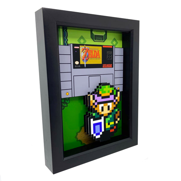 A Link To The Past 3D Art