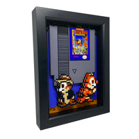 Chip N Dale Rescue Rangers 3D Art