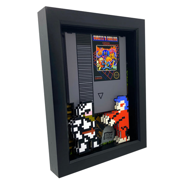 Ghosts N Goblins 3D Art