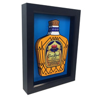 Crown Royal 3D Art