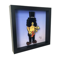 Slash 3D Art