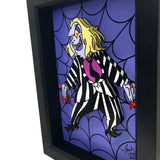 Beetlejuice Handbook for the Recently Deceased 3D Art