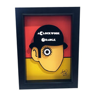 A Clockwork Orange 3D Art