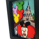 Disney Pennywise 1990 3D Art