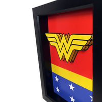 Wonder Woman 3D Art