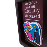 Handbook for the Recently Deceased 3D Art