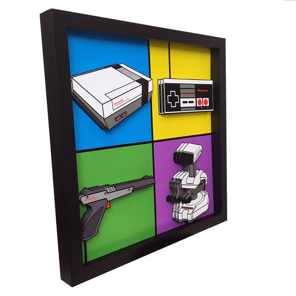 Nintendo Equipment 3D Art
