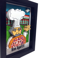 Pizza Chef 3D Art