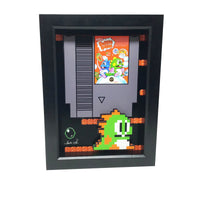 Bubble Bobble 3D Art