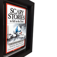 Scary Stories 3D Art