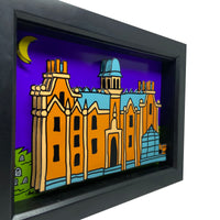 Haunted Mansion Attraction 3D Art