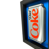 Diet Coke 3D Art