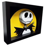 "Jack Skellington 5x7"" 3D Art"