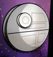 Death Star 3D Art