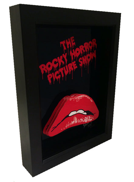 The Rocky Horror Picture Show 3D Art
