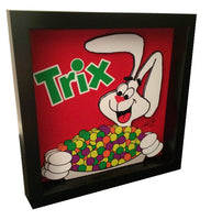 Trix Rabbit 3D Art