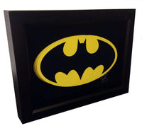 Batman 1989 Logo 3D Art