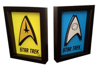 Star Trek Insignia 3D Art