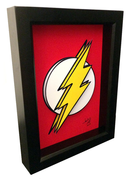 The Flash 3D Art