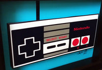 Nintendo Controller & Game Boy 3D Art