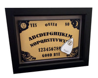 Ouija Board 3D Art