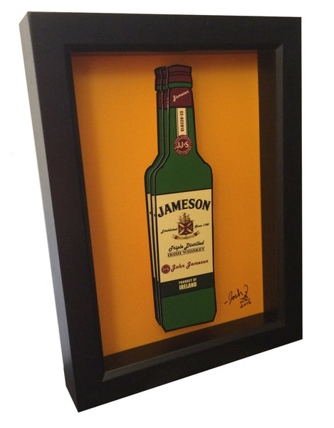 Jameson 3D Art