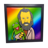 Jim Henson 3D Art