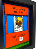 Psychiatric Help 3D Art