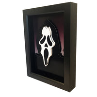Scream 3D Art