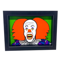 Pennywise 1990 3D Art